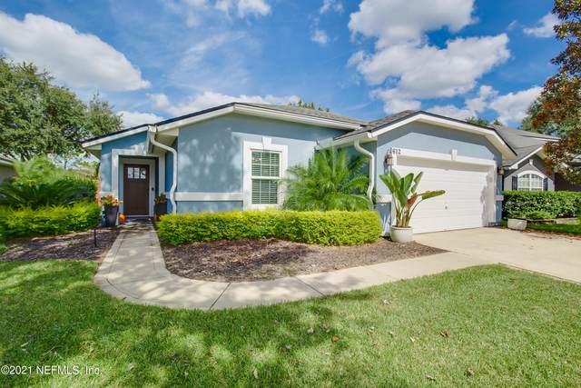 612 Stonehill Pl, St Augustine, FL 32092 (MLS #1137450) :: The Huffaker Group