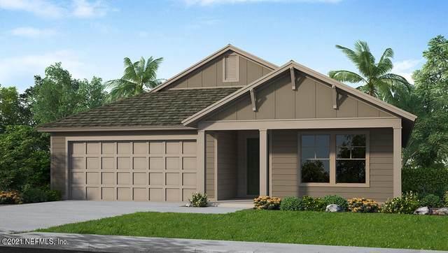 418 Spoonbill Cir, St Augustine, FL 32095 (MLS #1137472) :: The Hanley Home Team