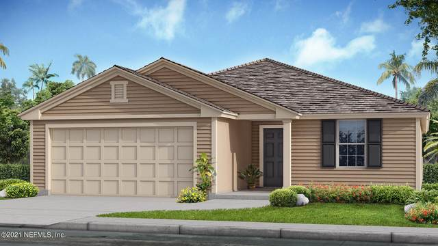 2263 Willow Springs Dr, GREEN COVE SPRINGS, FL 32043 (MLS #1137486) :: The Perfect Place Team