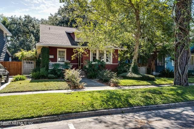 3674 Riverside Ave, Jacksonville, FL 32205 (MLS #1137507) :: The Hanley Home Team
