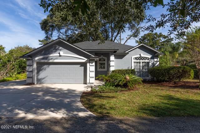4145 Sunset Ln S, Jacksonville, FL 32257 (MLS #1137512) :: EXIT 1 Stop Realty