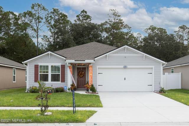 814 Riley Rd, Middleburg, FL 32068 (MLS #1137533) :: EXIT Real Estate Gallery