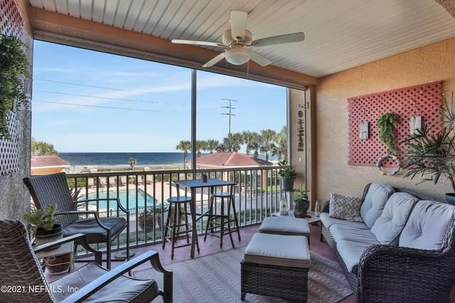 3651 S Central Ave #207, Flagler Beach, FL 32136 (MLS #1137535) :: The Hanley Home Team