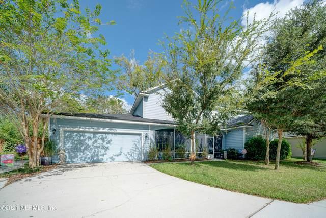154 Grafft Ln, St Augustine, FL 32084 (MLS #1137555) :: The Hanley Home Team