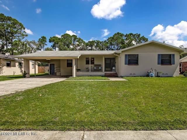 915 Grove Park Blvd, Jacksonville, FL 32216 (MLS #1137556) :: Memory Hopkins Real Estate