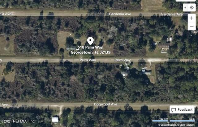 518 Palm Way, Georgetown, FL 32139 (MLS #1137563) :: The Hanley Home Team