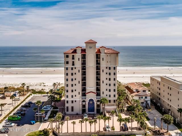 50 3RD Ave S #801, Jacksonville Beach, FL 32250 (MLS #1137578) :: The Hanley Home Team