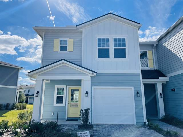 553 Pine Bluff Dr, St Augustine, FL 32092 (MLS #1137605) :: The Perfect Place Team
