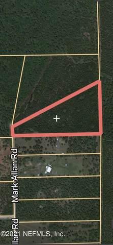 4406 Mark Allan Rd, Keystone Heights, FL 32656 (MLS #1137606) :: The Hanley Home Team
