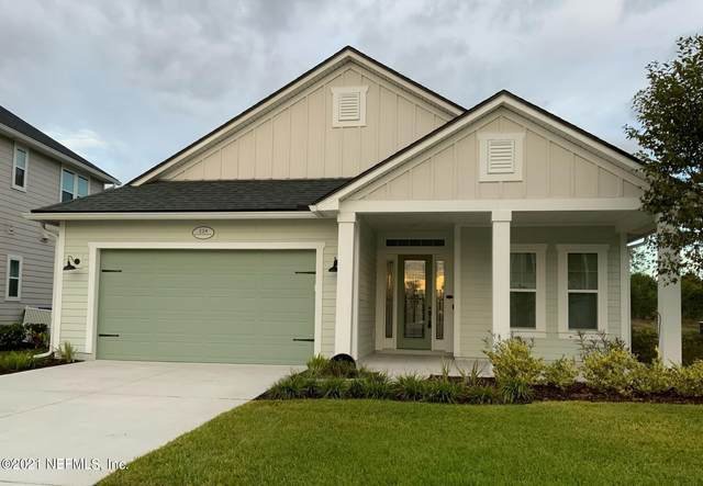124 Willow Lake Dr, St Augustine, FL 32092 (MLS #1137609) :: The Huffaker Group