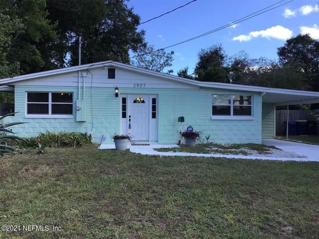 2907 Stonehurst Rd E, Jacksonville, FL 32277 (MLS #1137610) :: The Huffaker Group