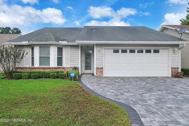 50 Finch Ct, Orange Park, FL 32073 (MLS #1137616) :: CrossView Realty