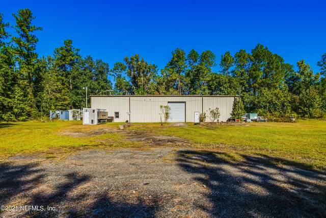 8030 Wildcat Way, Bryceville, FL 32009 (MLS #1137620) :: The Hanley Home Team