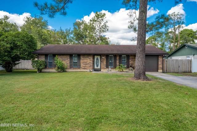 1508 Pawnee St, Orange Park, FL 32065 (MLS #1137630) :: The Huffaker Group