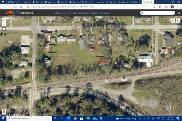 0 W Oliver, Jacksonville, FL 32234 (MLS #1137640) :: The Collective at Momentum Realty