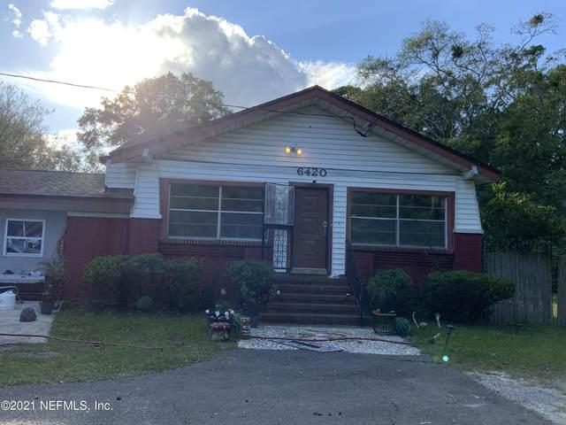 6420 New Kings Rd, Jacksonville, FL 32219 (MLS #1137646) :: Memory Hopkins Real Estate