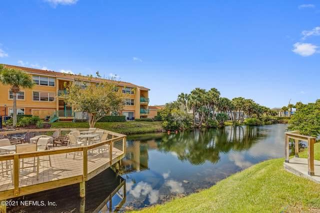 202 Laguna Villas Blvd B11, Jacksonville Beach, FL 32250 (MLS #1137658) :: The Hanley Home Team
