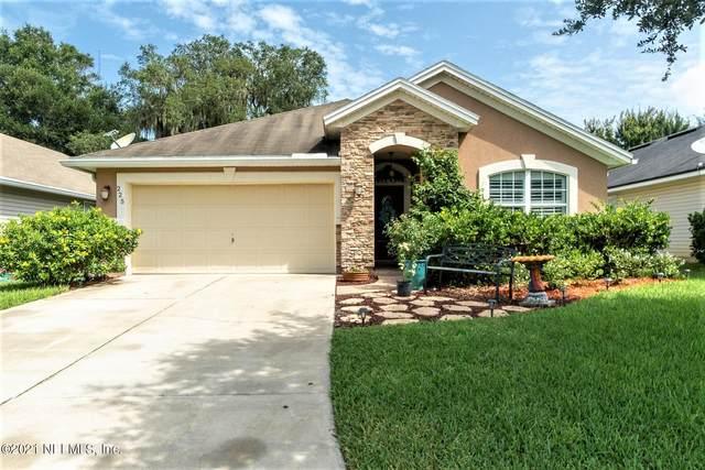 225 Mystic Castle Dr, St Augustine, FL 32086 (MLS #1137660) :: The Huffaker Group