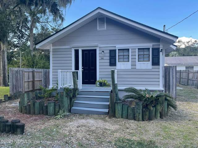 541 W 59TH St, Jacksonville, FL 32208 (MLS #1137664) :: The Hanley Home Team
