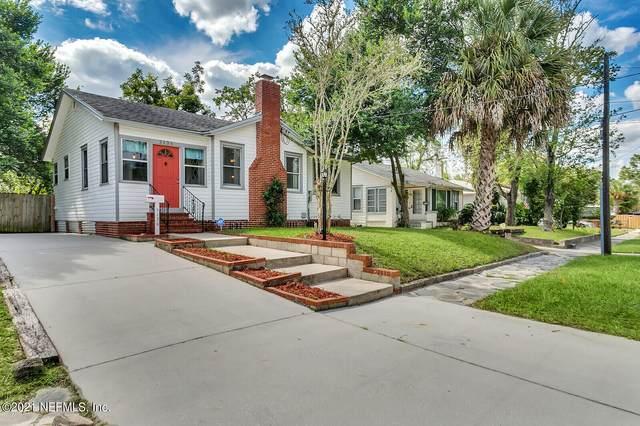 5136 Palmer Ave, Jacksonville, FL 32210 (MLS #1137671) :: The Hanley Home Team