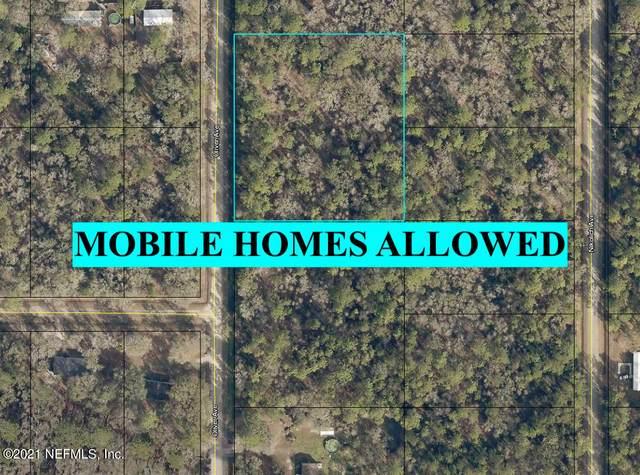 10310 Oliver Ave, Hastings, FL 32145 (MLS #1137680) :: The Huffaker Group