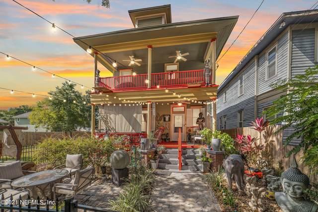 1222 N Liberty St, Jacksonville, FL 32206 (MLS #1137710) :: Berkshire Hathaway HomeServices Chaplin Williams Realty