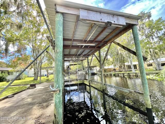 138 Edgewater Rd, Satsuma, FL 32189 (MLS #1137722) :: The Hanley Home Team