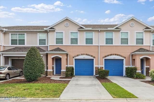 445 Sunstone Ct, Orange Park, FL 32065 (MLS #1137729) :: The Hanley Home Team