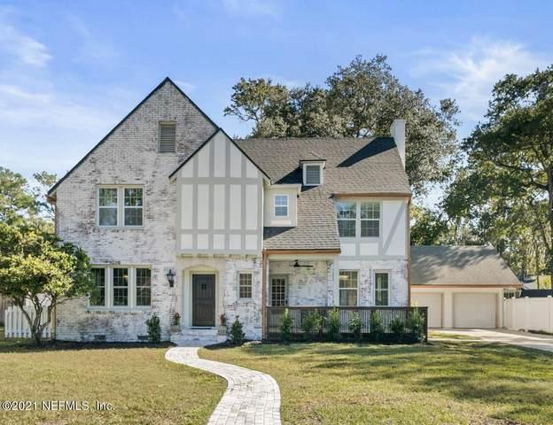 4759 Apache Ave, Jacksonville, FL 32210 (MLS #1137735) :: The Hanley Home Team