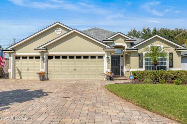 856 Crystal Spring Way, St Augustine, FL 32092 (MLS #1137741) :: The Hanley Home Team