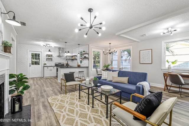 4014 Green St, Jacksonville, FL 32205 (MLS #1137748) :: The Perfect Place Team