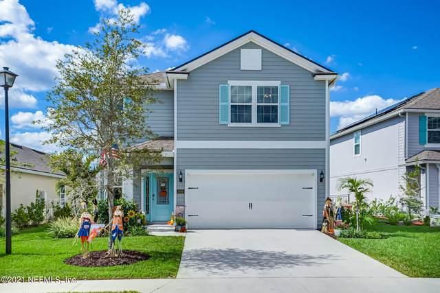 3988 Heatherbrook Pl, Orange Park, FL 32065 (MLS #1137749) :: The Hanley Home Team