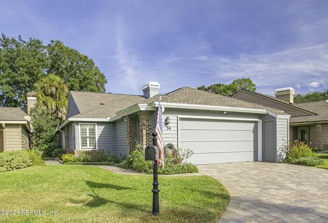 36 Walkers Ridge Dr, Ponte Vedra Beach, FL 32082 (MLS #1137755) :: EXIT Inspired Real Estate