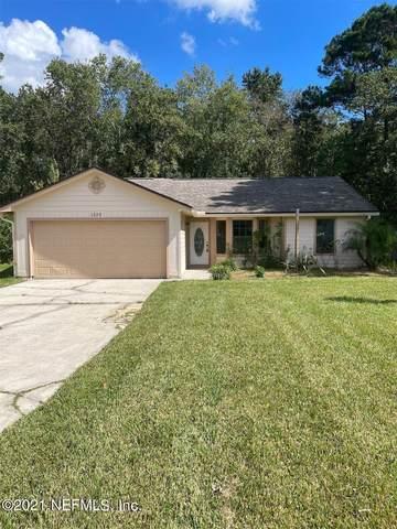 1525 Ibis Dr, Orange Park, FL 32065 (MLS #1137756) :: The Hanley Home Team