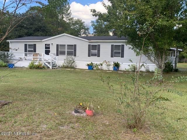 4840 Dandelion St, Middleburg, FL 32068 (MLS #1137767) :: Berkshire Hathaway HomeServices Chaplin Williams Realty