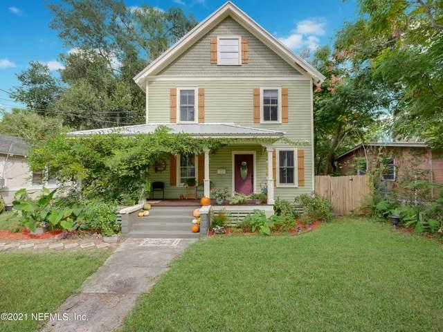 73 Weeden St, St Augustine, FL 32084 (MLS #1137774) :: EXIT Real Estate Gallery