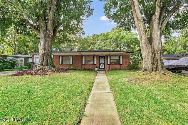 1436 Danbury Rd, Jacksonville, FL 32205 (MLS #1137776) :: CrossView Realty