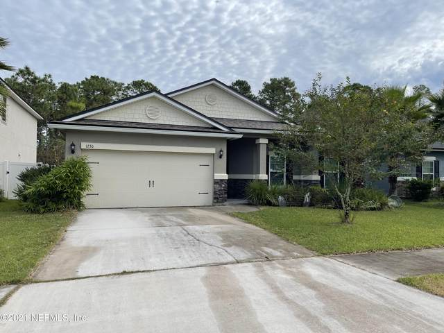 1230 Wetland Ridge Cir, Middleburg, FL 32068 (MLS #1137778) :: The Volen Group, Keller Williams Luxury International