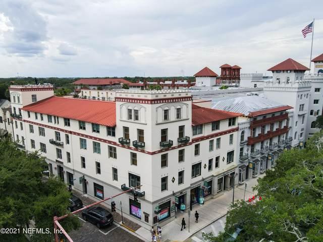 210 St George St #24, St Augustine, FL 32084 (MLS #1137787) :: Olde Florida Realty Group