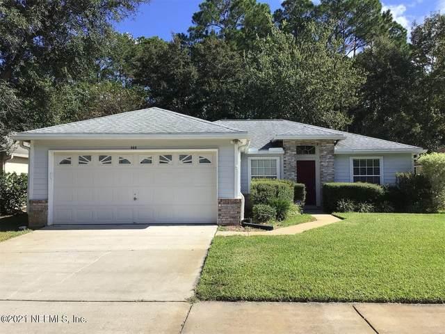 164 Johns Glen Dr, St Johns, FL 32259 (MLS #1137798) :: The Hanley Home Team