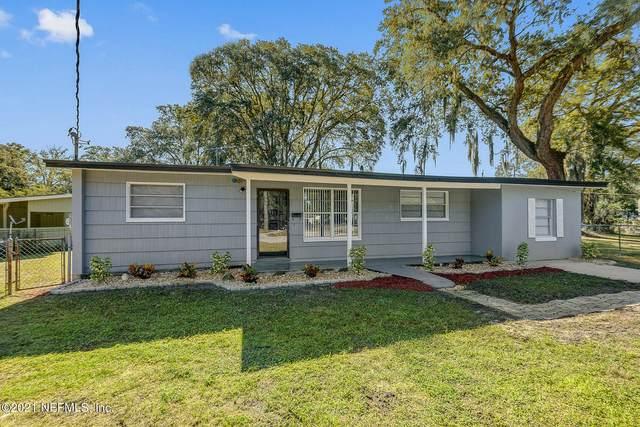 2307 Fouraker Rd, Jacksonville, FL 32210 (MLS #1137828) :: The Huffaker Group