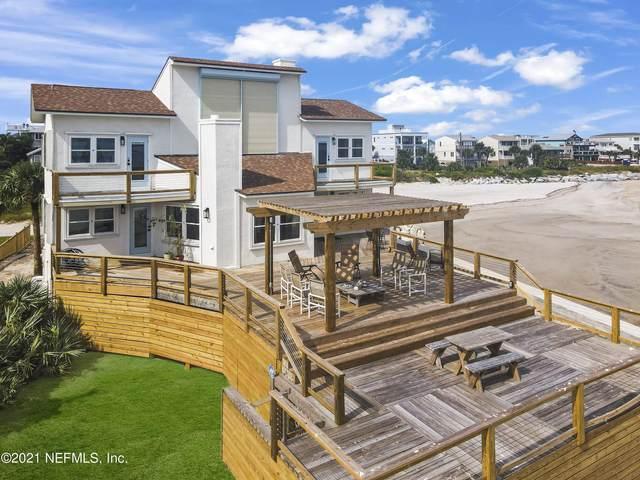 511 Porpoise Point Dr, St Augustine, FL 32084 (MLS #1137840) :: The Huffaker Group