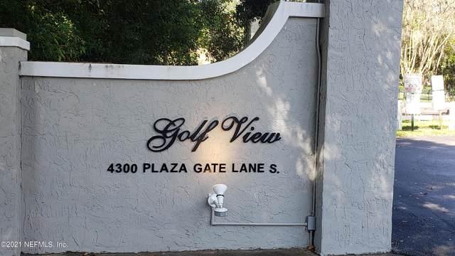 4330 Plaza Gate Ln #101, Jacksonville, FL 32217 (MLS #1137853) :: The Hanley Home Team