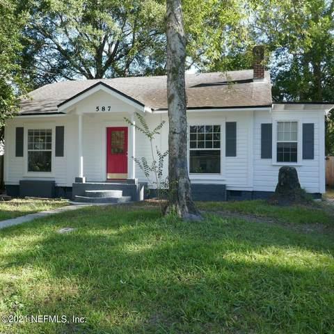 587 Talbot Ave, Jacksonville, FL 32205 (MLS #1137864) :: The Hanley Home Team