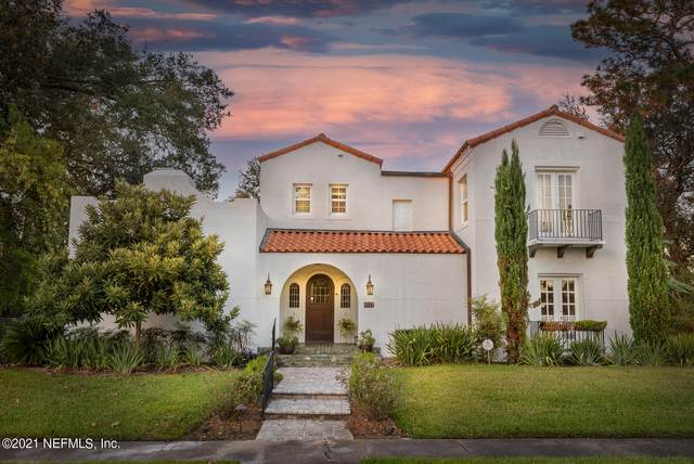 4197 Roma Blvd, Jacksonville, FL 32210 (MLS #1137868) :: The Volen Group, Keller Williams Luxury International