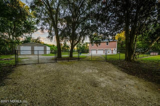 86002 Oak St, Yulee, FL 32097 (MLS #1137874) :: Military Realty