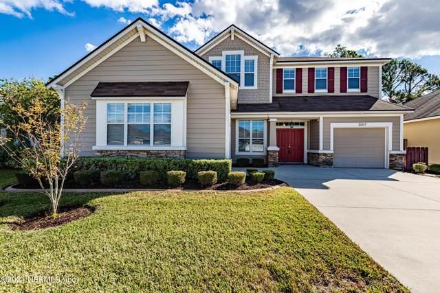 3007 Covenant Cove Dr, Jacksonville, FL 32224 (MLS #1137877) :: The Hanley Home Team