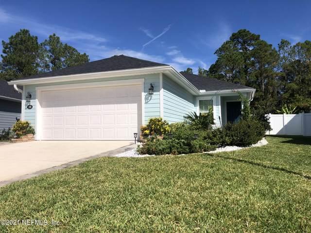 508 Bluejack Ln, St Augustine, FL 32095 (MLS #1137880) :: The Huffaker Group