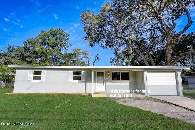 327 Bonnlyn Dr, Orange Park, FL 32073 (MLS #1137890) :: The Hanley Home Team