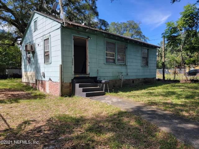 2060 Louise St, Jacksonville, FL 32206 (MLS #1137907) :: Military Realty